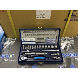Bộ đầu khẩu vặn ốc SPERO 202-1-719MA6