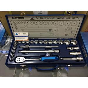 Bộ đầu khẩu vặn ốc SPERO 204-2-724MA6