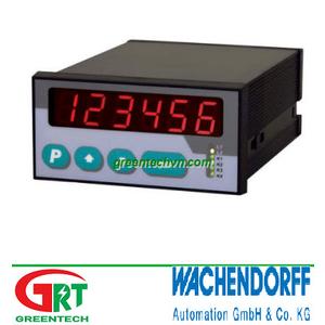 Bộ đếm Positron WDG043DZOM   Wachendorf   Positron counter WDG043DZOM   Wachendorff Vietnam