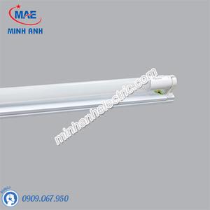 Bộ Đèn Led Tube Thủy Tinh Bóng Đơn MPE 60cm