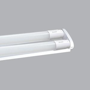 Bộ Đèn Led Tube Thủy Tinh T8 Bóng Đôi MPE 1m2