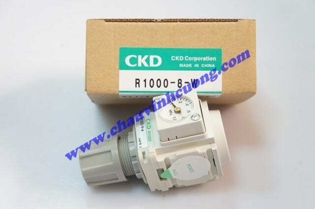 Bộ điều áp CKD R1000-8-W
