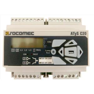 Bộ Điều Khiển ATS Socomec ATyS C20