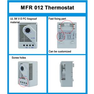 Bộ điều khiển độ ẩm MFR 012