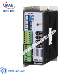 Bộ điều khiển motor bước 2-pha - Model MD2U-ID20