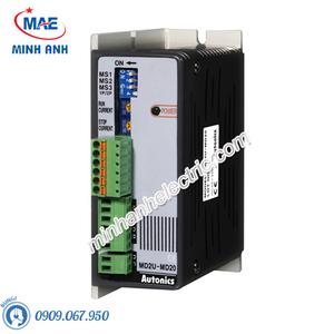 Bộ điều khiển motor bước 2-pha - Model MD2U-MD20