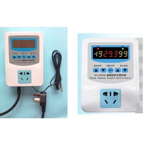 Bộ điều khiển nhiệt độ 220V 2200wat W2102 - Rơ le nhiệt