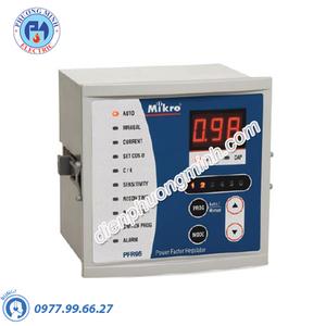 Bộ điều khiển tụ bù 6 cấp MIKRO - Model PFR60