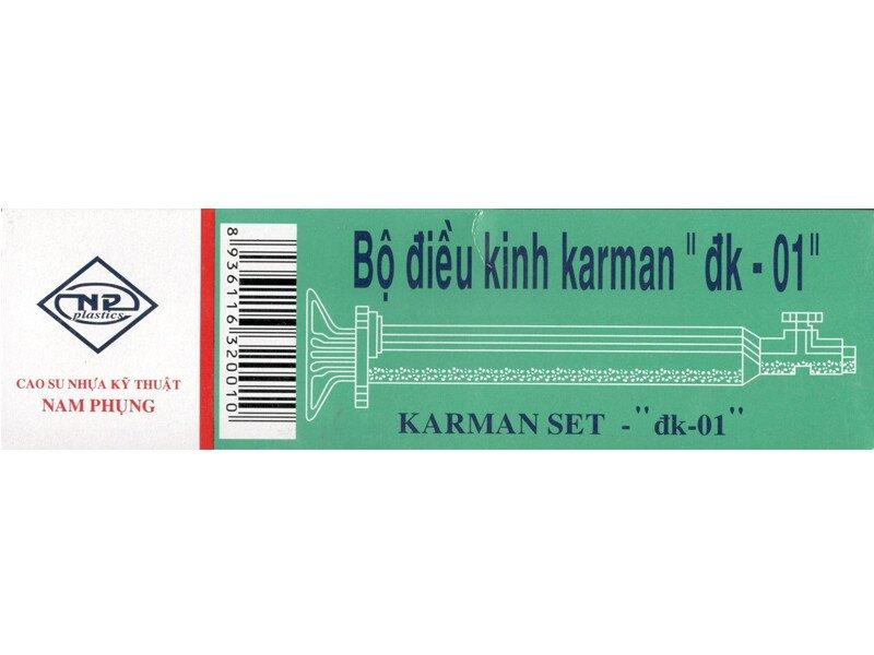 Bộ điều kinh 1 van Karman DK-01