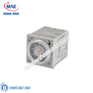 Bộ định giờ - Timer - Model H3CR-F loại 2 kim ON/OFF