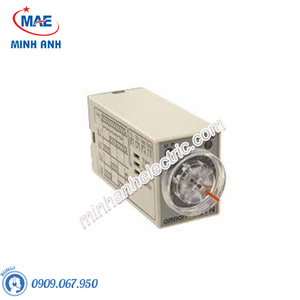 Bộ định giờ - Timer - Model H3Y loại thông dụng 24x24