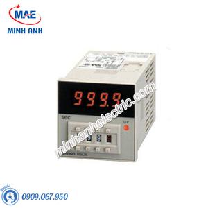 Bộ định giờ - Timer - Model H5CN Đơn giản size 48x48