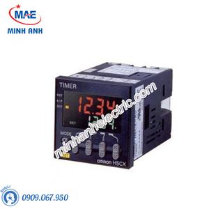 Bộ định giờ - Timer - Model H5CX đa năng 48x48