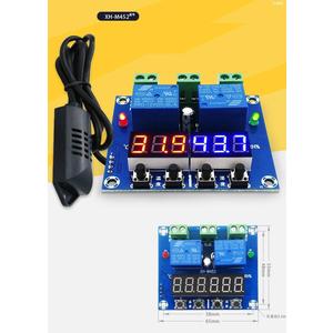 Bộ điều khiển theo nhiệt độ, độ ẩm XH-M452