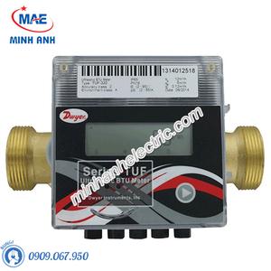 Bộ đo công suất lạnh BTU Meter DN40 - Model TUF-400