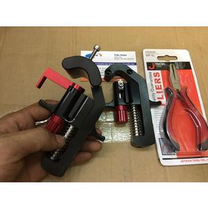 Bộ dụng cụ bóc tách vỏ cáp điện KORT CST-640