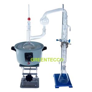 Bộ dụng cụ chưng cất phân tích ammoniacal nitrogen
