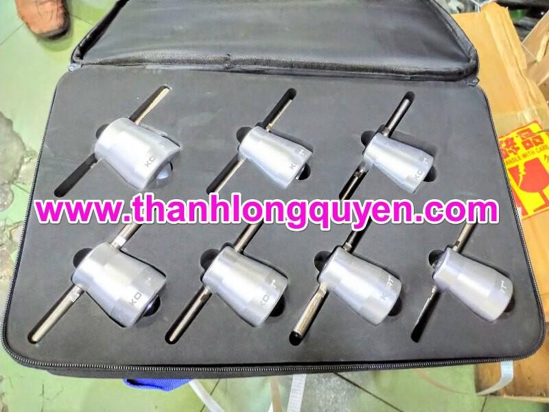 bộ dụng cụ gọt đầu cáp điện kort fl-217 vfl-217