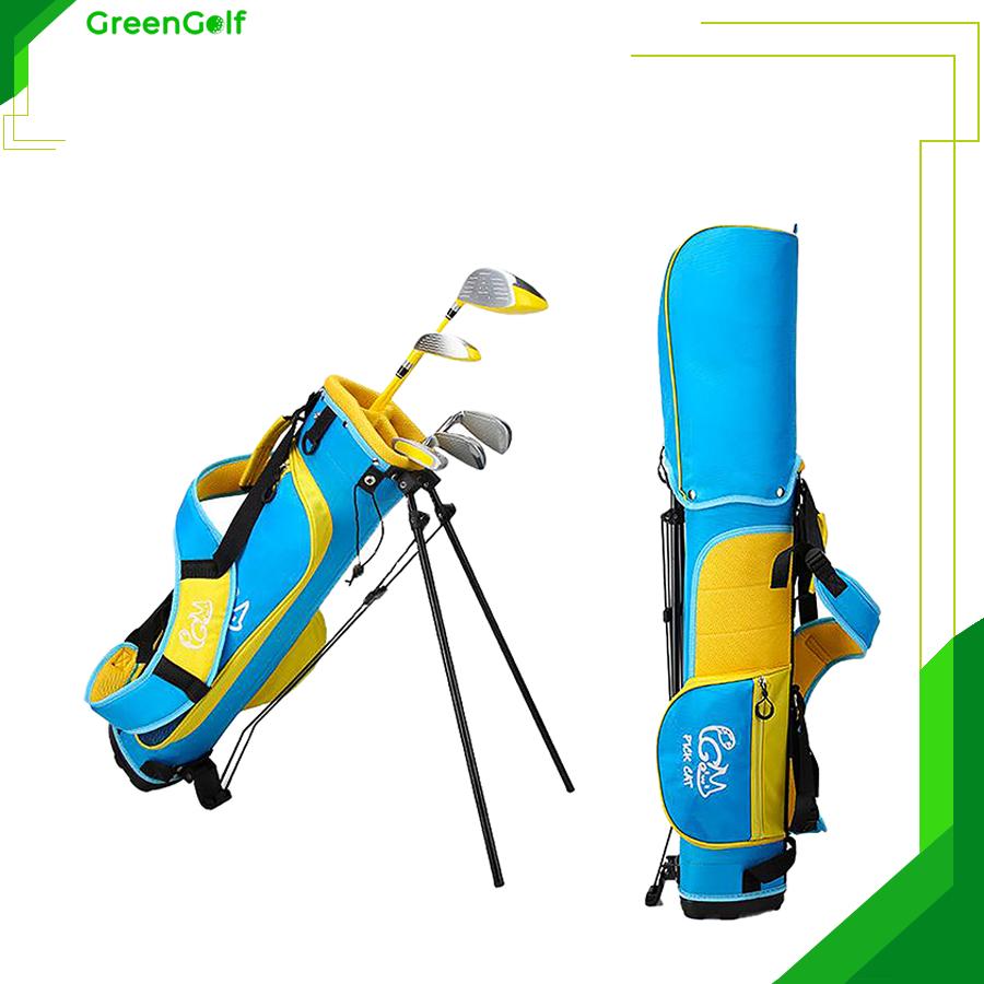 Bộ Gậy Golf Trẻ Em Pickcat