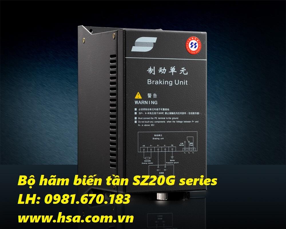Bộ hãm SZ20G-60