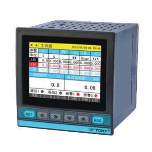 Bộ Hiển Thị Dòng,Vôn 3 PHA - Model DW9T