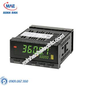 Bộ hiển thị số - Model K3HB-C hiển thị và xử lý số ngõ vào xung (Pluse)