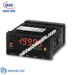 Bộ hiển thị số - Model K3HB-H Bộ hiển thị và xử lý số ngõ vào nhiệt độ