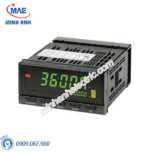 Bộ hiển thị số - Model K3HB-R Hiển thị và xử lý chu kỳ ngõ vào xung