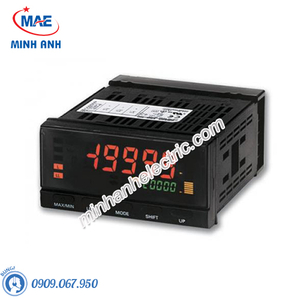 Bộ hiển thị số - Model K3HB-X Hiển thị và xử lý tín hiệu điện