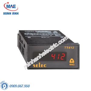 Bộ hiển thị tốc độ và đếm tổng - Model TT412