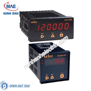 Bộ hiển thị tốc độ và đếm tổng - Model XC200NX-XC1200