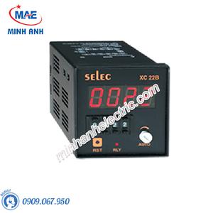 Bộ hiển thị tốc độ và đếm tổng - Model XC22B