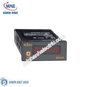 Bộ hiển thị tốc độ và đếm tổng - Model XC410 - XC10