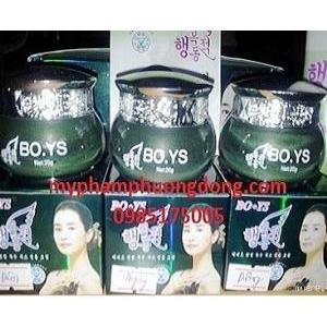 Bộ kem đặc trị nám, tàn nhang, trắng da cao cấp Hàn Quốc BO.YS
