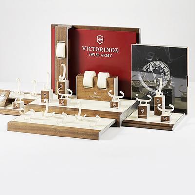 Bộ Khay gỗ trưng bày đồng hồ chính hãng