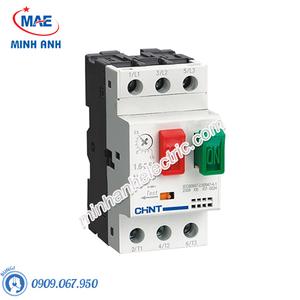 Bộ khởi động Motor bảo vệ motor có tích hợp relay nhiệt - Model NS2-25 (1-1.6A đến 20-25A)