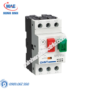 Bộ khởi động Motor bảo vệ motor có tích hợp relay nhiệt - Model NS2-80B