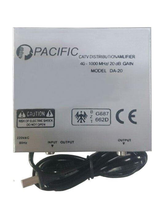 Khuếch đại truyền hình cáp Pacific Da20