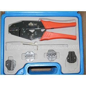 Bộ kìm bấm cốt tay 5 đai Fasen LY03C-5D3
