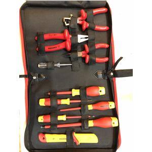 Bộ dụng cụ cách điện 1000V 10Pcs FINEWORK 99LB010