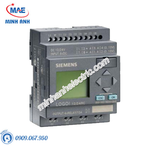 Bộ lập trình PLC Logo 12/24R-6ED1052-1MD00-0BA6