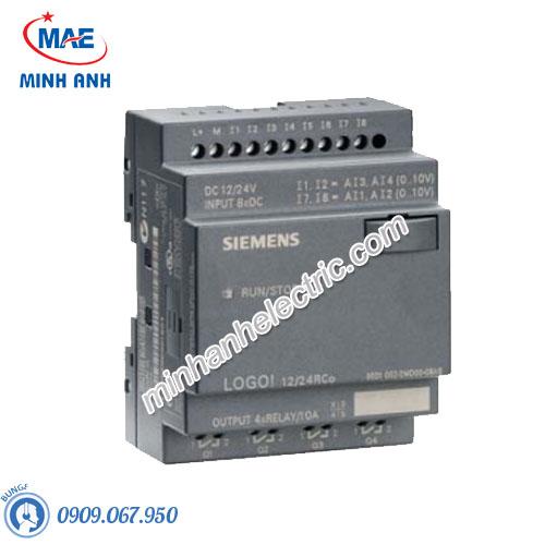 Bộ lập trình PLC Logo 24CO-6ED1052-2CC01-0BA6