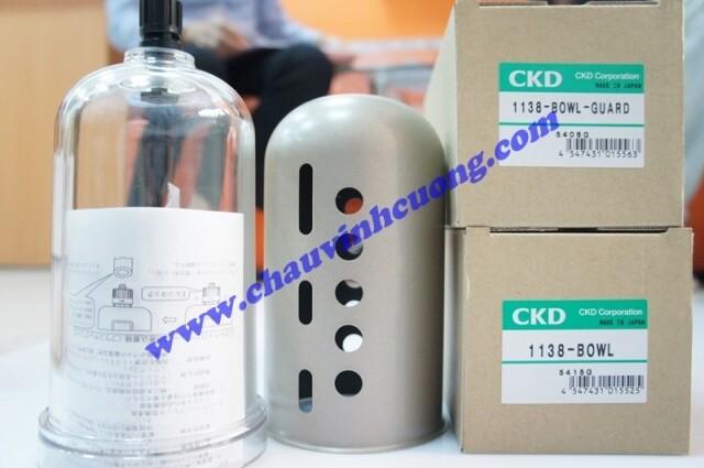 Bộ điều áp CKD 1138-BOWL