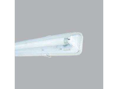 Bộ Máng Chống Thấm Sử Dụng Led Tube 1 bóng 1.2m