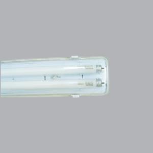 Bộ Máng Chống Thấm Sử Dụng Led Tube 2 bóng 0.6m