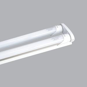 Bộ Máng Đèn Batten Led Tube Siêu Mỏng Nhôm T8 Bóng Đôi MPE 60cm