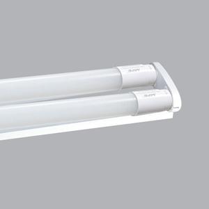 Bộ Máng Đèn Batten Led Tube T8 NANO PC Bóng Đôi MPE 1m2