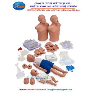 Bộ mô hình sơ cấp cứu cho người mới thực hành