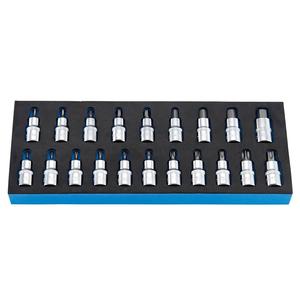 Bộ mũi vít 20 chi tiết SPERO 32-494-920E-D