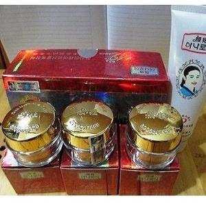 Bộ mỹ phẩm Nhan Cơ Hàn Quốc (DECHANGKUM ĐỎ) Đặc Trị nám, Dưỡng Trắng Da, Chống Lão Hóa (loại 1)
